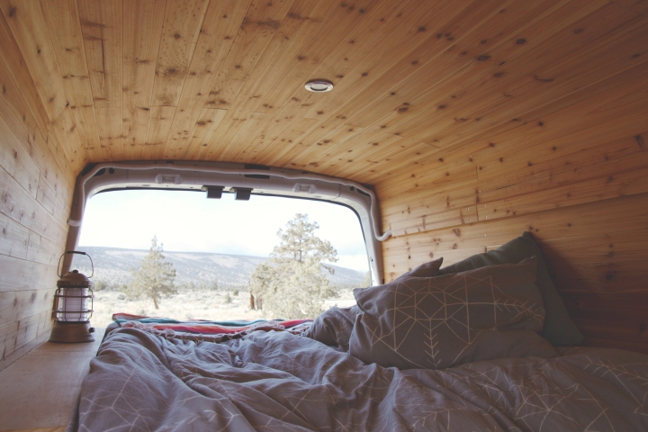 Van Travel: Could You Live in a Van with Your Significant Other?