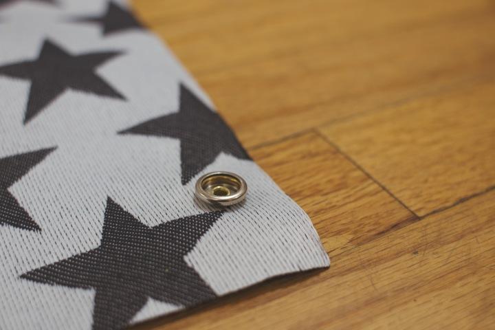 Campervan Ideas: FabricSnaps