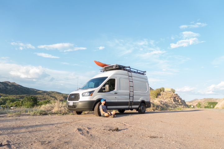 The Ford Transit Campervan Tire Guide